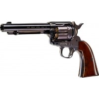 Revolver Colt Peacemaker Negro Single Action Army