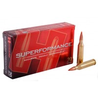 Hornady SUPERFORMANCE SST  139 GR.