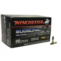 Winchester Subsonic 42 Max