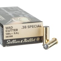 Sellier & Bellot 38 WC